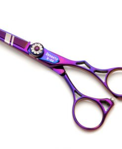 Dynasty R Rainbow Purple Shear with Clear Dial