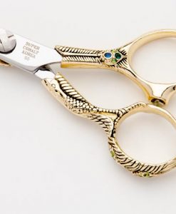 Mirage Pavone Peacock Gold Titanium Shear Back