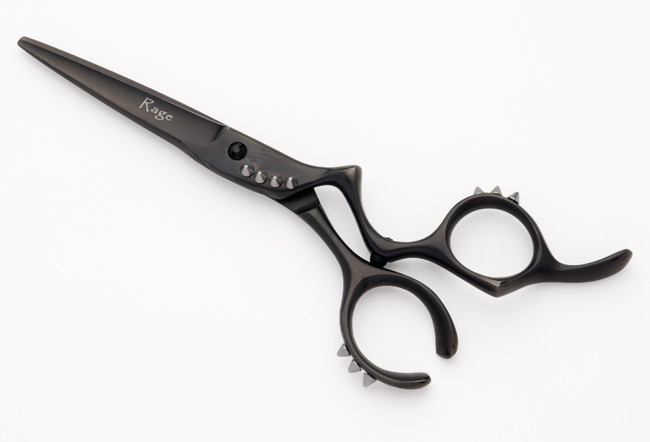 Debut Rage 10-Spikes Hair Cutting Shear