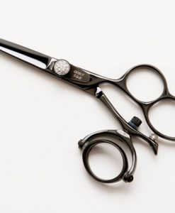 Debut Triple Hole Double Swivel Black Shear