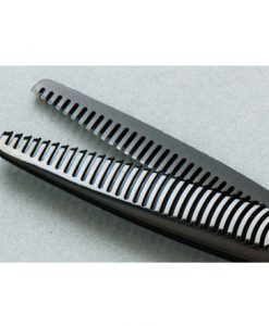 Mirage Onyx Black Double Teeth Thinner - Blades
