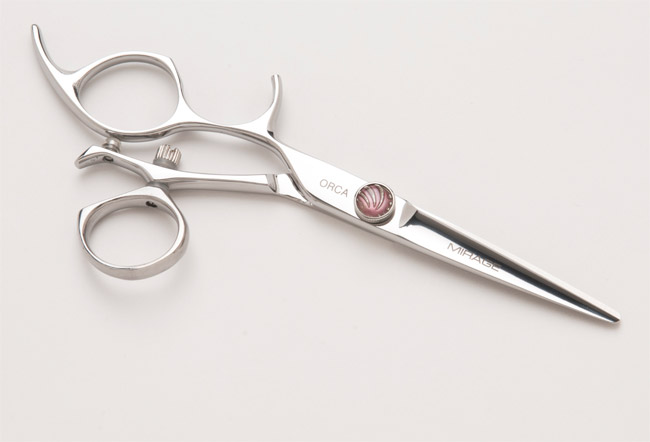 Mirage Orca Lefty Swivel Two And A Half Hole Shear