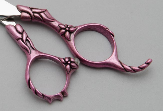 Mirage Orchid Pink Handled Scissor - Handle