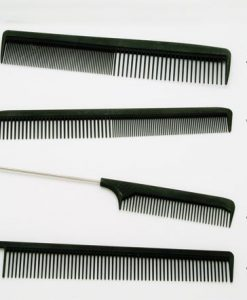 Shisato Heat Resistant Carbon Combs